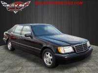 Pre-Owned 1997 Mercedes-Benz S420 S 420 4dr Sedan
