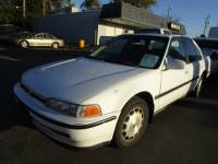 1992 Honda Accord EX sedan