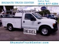 2008 Ford F-250 8 Ft. Utility Diesel