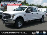 2018 Ford F-350 SD Crew Cab 4x4 XL Pickup