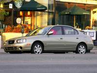 2003 Hyundai Elantra GLS Sedan Front-wheel Drive