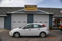2002 Ford Focus 5dr Sdn HB ZX5