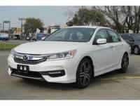 Pre-Owned 2017 Honda Accord Sedan Sport Front Wheel Drive Cars