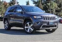 Used 2015 Jeep Grand Cherokee Limited 4x4 SUV in Fairfield CA
