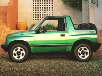 Used 1995 Geo Tracker 2dr Convertible 4WD in Grants Pass