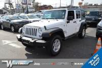 Used 2015 Jeep Wrangler Unlimited Sport 4WD Sport Long Island, NY