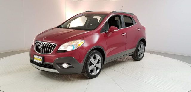 Photo 2014 Buick Encore FWD 4dr Leather