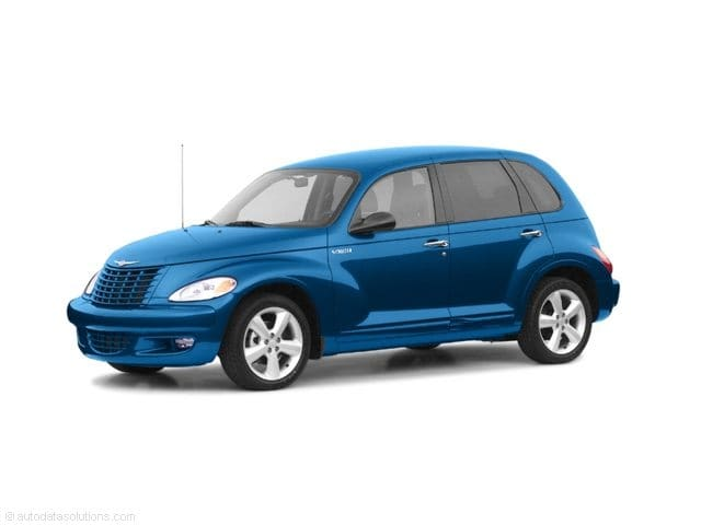 Photo Used 2003 Chrysler PT Cruiser GT in Ventura, CA