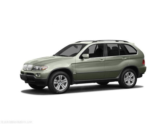 Photo Used 2005 BMW X5 3.0i in Pittsfield MA