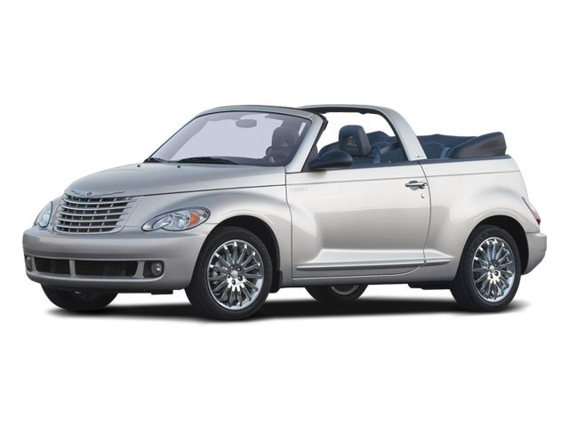 Photo Pre-Owned 2008 Chrysler PT Cruiser FWD Convertible
