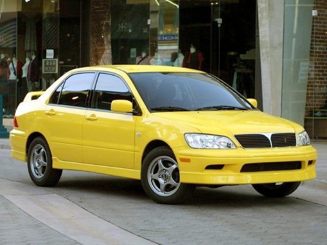 Photo Used 2003 Mitsubishi Lancer OZ Rally for sale in San Antonio, TX
