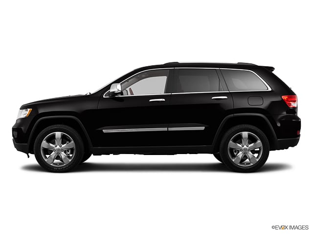 Photo Pre-Owned 2013 Jeep Grand Cherokee Overland SUV For Sale Corte Madera, CA