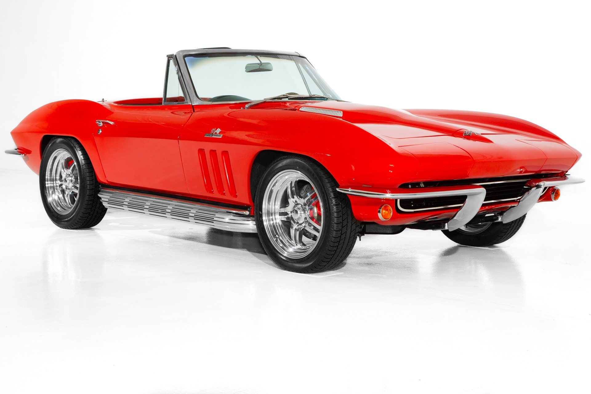 Photo 1965 Chevrolet Corvette Convertible Dart 427675hp AC