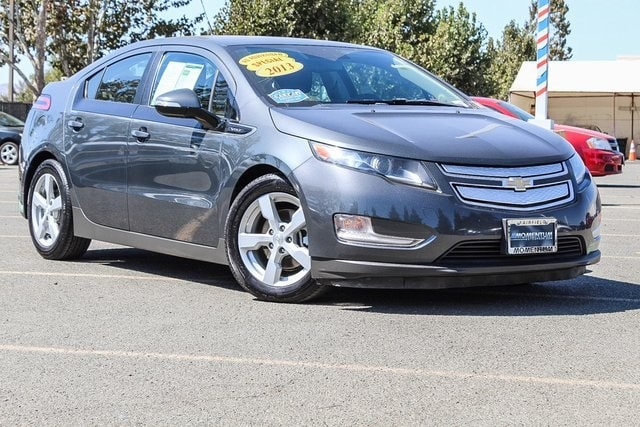 Photo Used 2013 Chevrolet Volt Base Hatchback in Fairfield CA