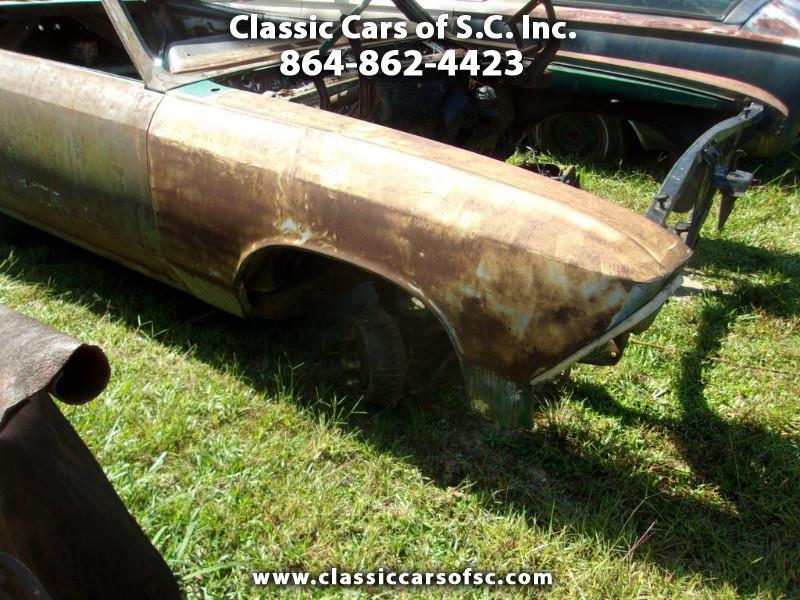 Photo 1966 Chevrolet Chevelle Malibu