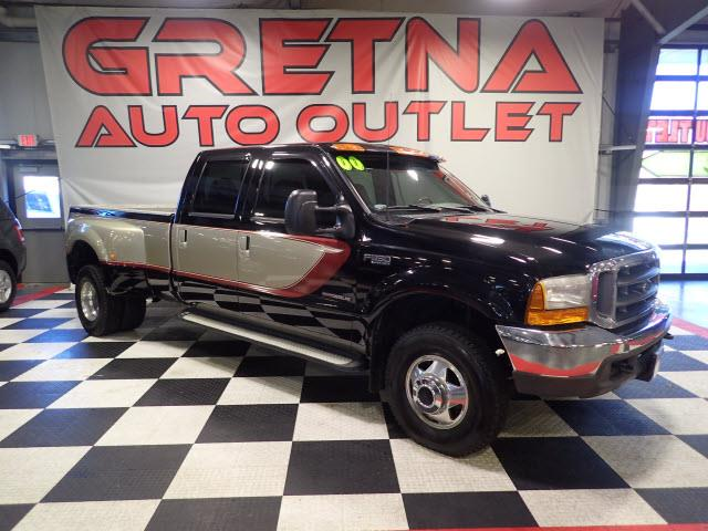 Photo 2000 Ford F-350 SD LARIAT LE AUTO 7.3L POWER STROKE DIESEL DUALLY