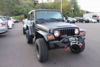 2004 Jeep Wrangler Sport Right Hand Drive SUV