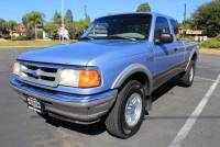 1997 Ford Ranger XLT SuperCab 4WD 5-Speed Manual