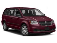 New 2019 Dodge Grand Caravan SXT Plus 'Stow N Go' | DVD FWD Mini-van, Passenger