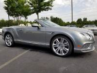 Pre-Owned 2017 Bentley Continental GTC W12 Convertible in Atlanta GA
