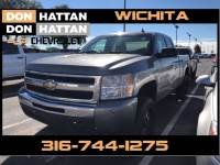 Pre-Owned 2009 Chevrolet Silverado 1500 Work Truck 4WD