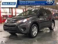 Used 2015 Toyota RAV4 LE for sale in Warwick, RI