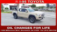 Used 2016 Toyota Tacoma 2WD Double Cab Short Bed V6 Automatic TRD Off Road