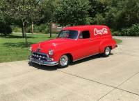 1952 Chevrolet Sedan - COCA COLA DELIVERY - RUNS AND DRIVES GREAT