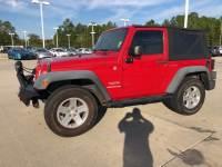 Used 2011 Jeep Wrangler Sport SUV
