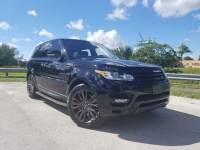 Certified Pre-Owned 2017 Land Rover Range Rover Sport Dynamic With Navigation & 4WD