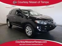 Certified 2014 Nissan Murano SV SUV in Jacksonville FL