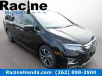 Certified Pre-Owned 2018 Honda Odyssey Elite With Navigation
