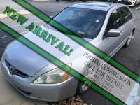 Used 2004 Honda Accord EX For Sale In Ann Arbor