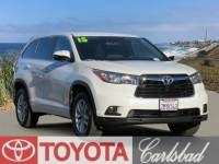 2015 Toyota Highlander LE SUV Front-wheel Drive in Carlsbad