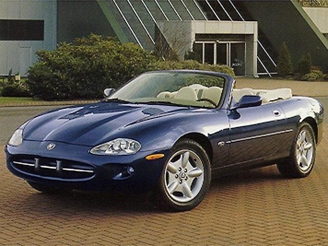 Photo 1997 Jaguar XK XK8