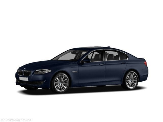 Photo Used 2011 BMW 5 Series 528i Sedan 6-Cylinder DOHC 24V for sale in OFallon IL