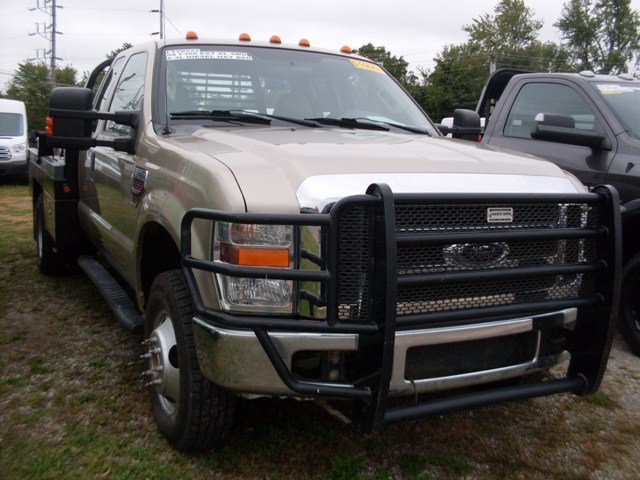 Photo 2008 Ford F-350 Chassis XL SALVAGE TITLE Truck Super Cab for Sale in Saint Robert