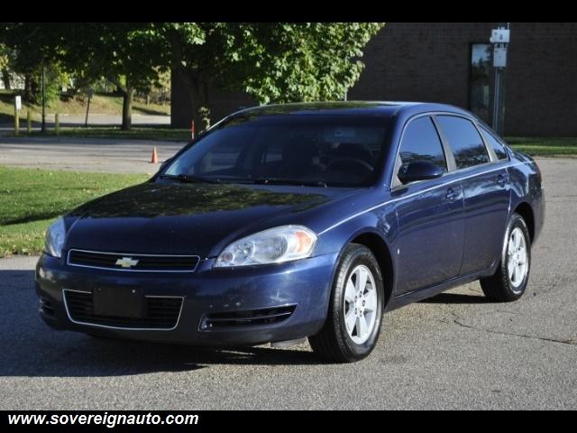 Photo 2008 Chevrolet Impala LT for sale in Flushing MI
