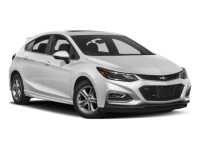 Certified Pre-Owned 2017 Chevrolet Cruze LT Auto FWD Hatchback