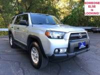 Used 2012 Toyota 4Runner SR5-TRAIL in Stamford CT