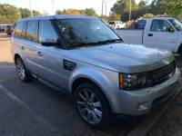 Pre-Owned 2012 Land Rover Range Rover Sport Supercharged 4WD