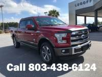 Pre-Owned 2015 Ford F-150 King Ranch 4D SuperCrew 4WD