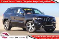 2015 Jeep Grand Cherokee Overland 4x2 SUV