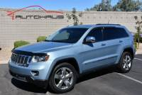 Pre-Owned 2013 Jeep Grand Cherokee Overland RWD 4D Sport Utility
