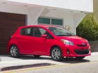 Used 2012 Toyota Yaris 5-Door LE in Ventura, CA