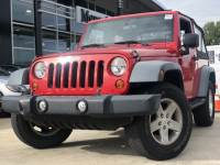 Pre-Owned 2011 Jeep Wrangler 2D Sport Utility 4WD