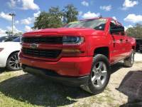 2016 Chevrolet Silverado 1500 Custom Extended Cab Pickup For Sale in LaBelle, near Fort Myers