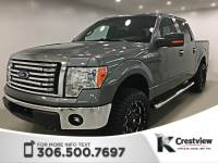 Pre-Owned 2012 Ford F-150 XLT SuperCrew | XTR Package | Katzkin Leather 4WD Crew Cab Pickup
