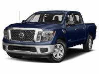 2017 Nissan Titan PRO-4X Crew Cab Pickup