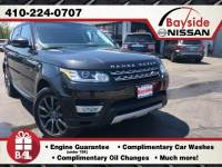 2014 Land Rover Range Rover Sport 3.0L V6 Supercharged HSE SUV 4x4